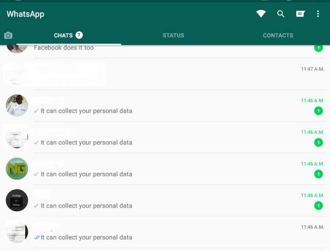 whatsapp privacy tricks