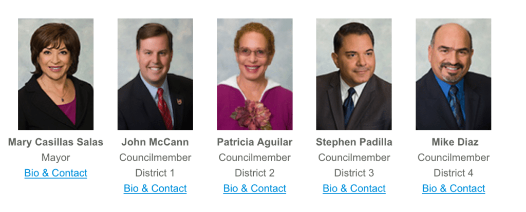 Chula Vista City Council
