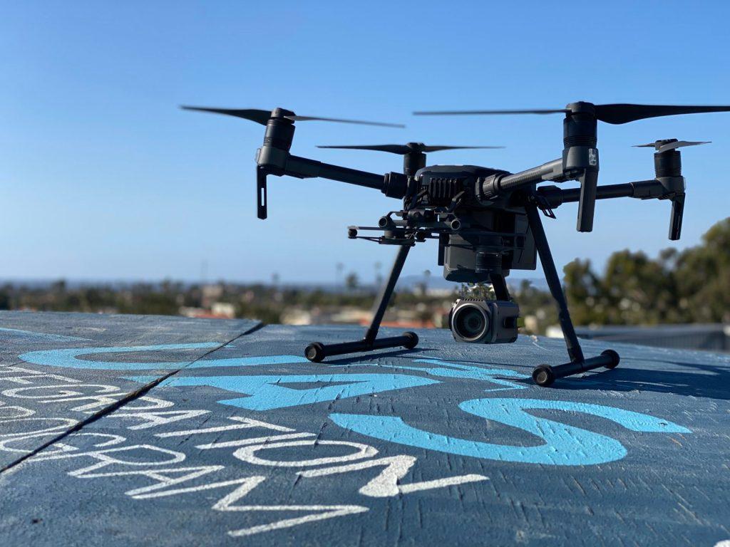 Chula Vista California Police Drone