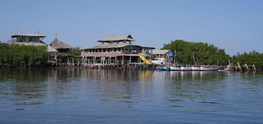 Lamin Lodge (I) in The Gambia