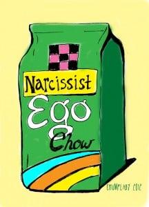 narcissistegokibbles