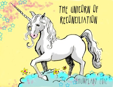 The Unicorn of Reconciliation