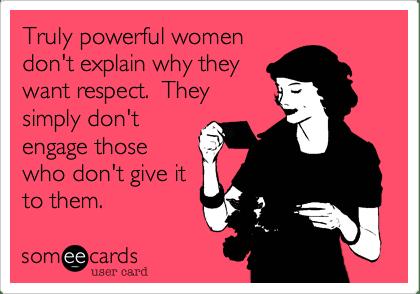 respectforwomen