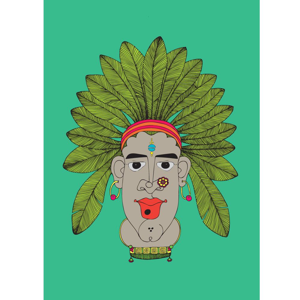 Tribal-Lady-