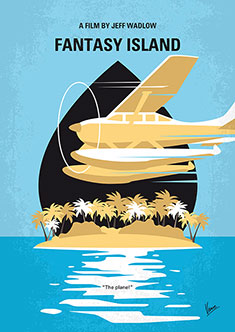 no1237 my fantasy island minimal movie