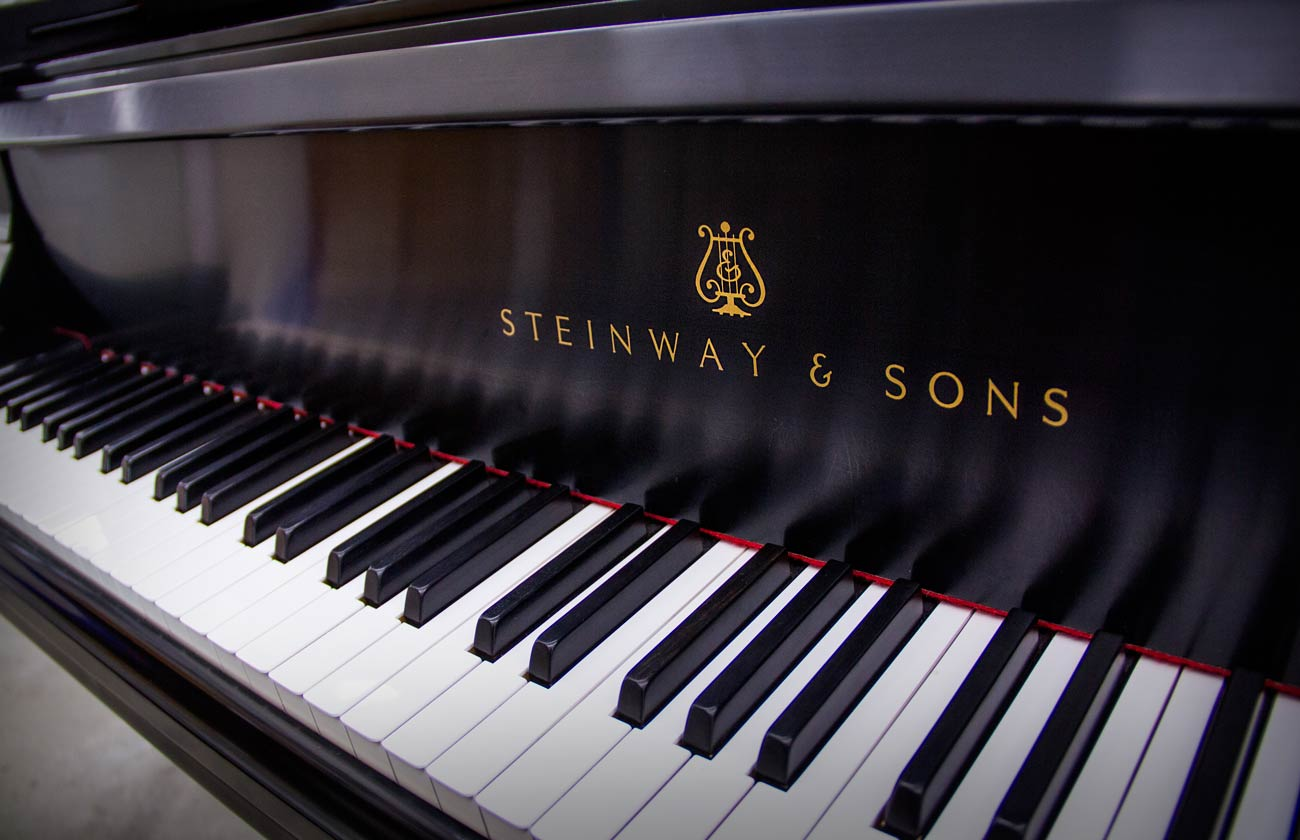 Steinway Model D Concert Grand Piano