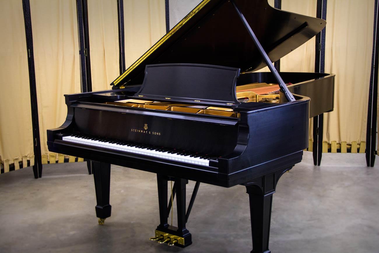 Steinway Model C Grand Piano