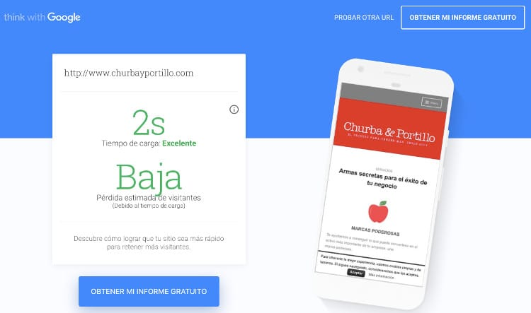 Testmysite Churba y Portillo