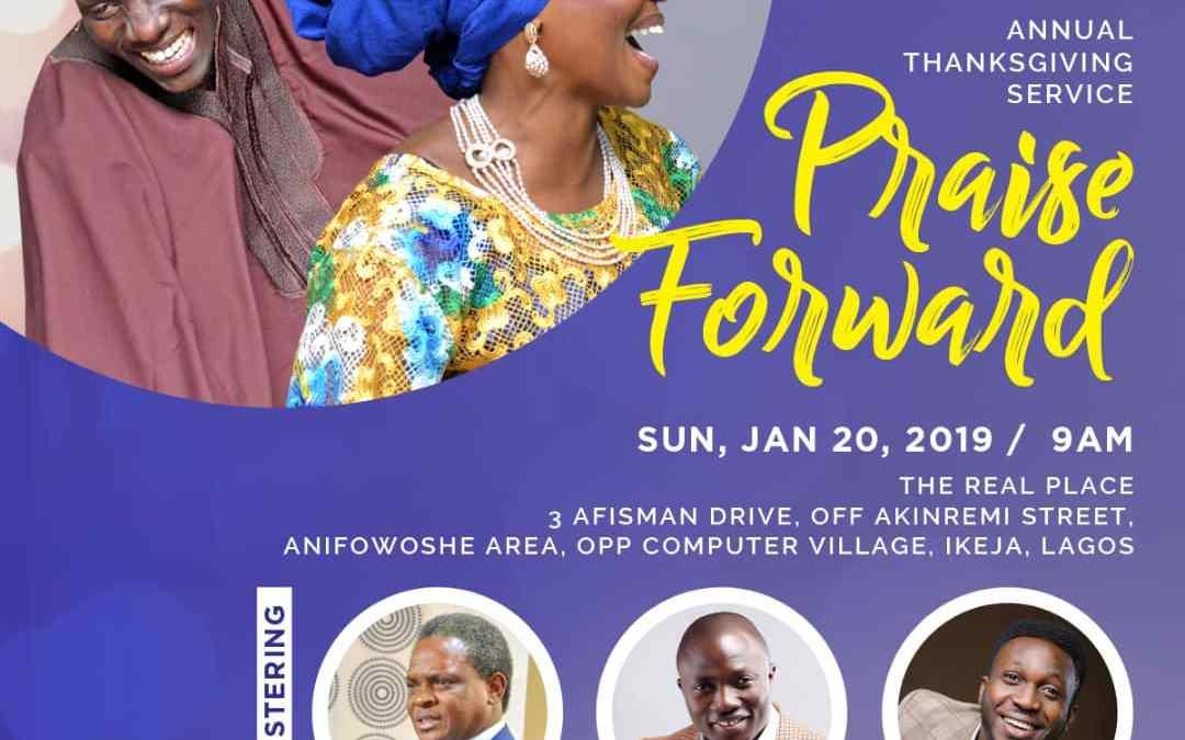PRAISE FORWARD 2019