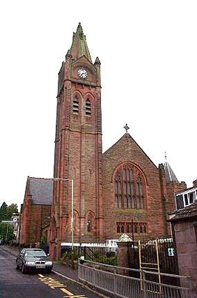 The Churches Of Britain And Ireland Blairgowrie