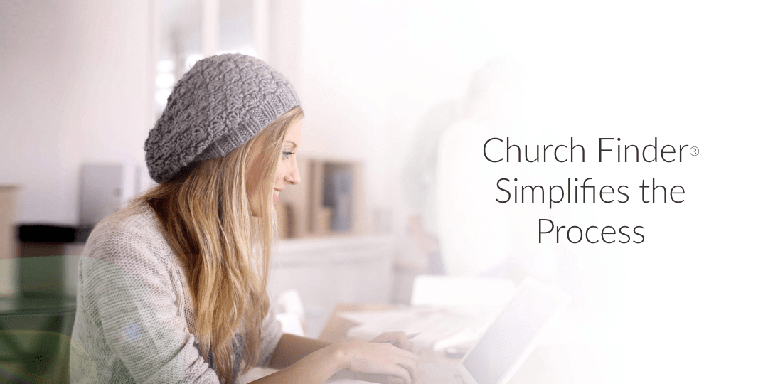 Church Finder – How it Works for Seekers