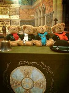 2014 Church Service_House Bears