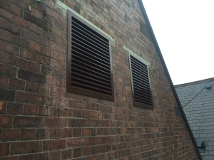 Newcastle High Hall roof vents 2