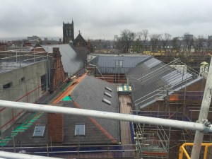 New Newcastle High roofline from New Build (G.cam).