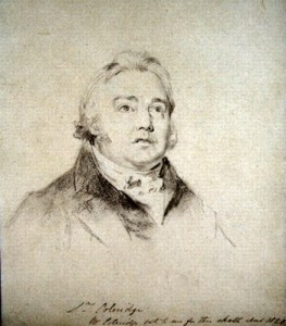 Samuel Taylor Coleridge and 'green solar spectacles' (1752).