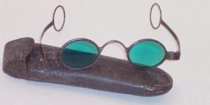 green solar spectacles 1752