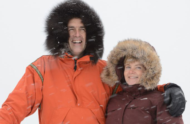 Churchill Wild founders Mike and Jeanne Reimer.