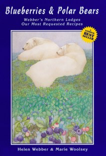 Blueberries & Polar Bears Cookbooks.New Web site. Over 100,000 copies sold.