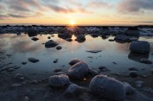 sunset-churchill-wild-seal-river-heritage-lodge-steve-mcdonough