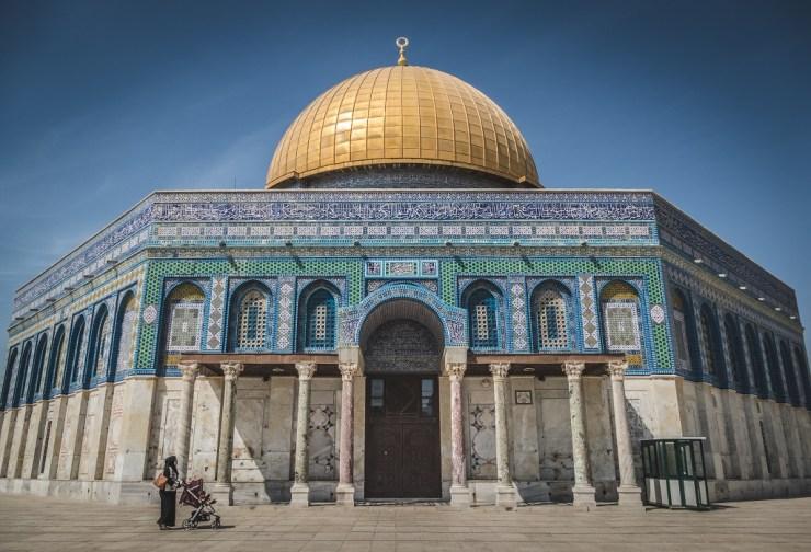Dome of the Rock. Jerusalem. Photo by Mauricio Artieda.