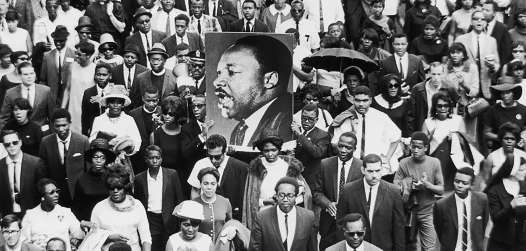 Funeral Tribute To Martin Luther King Jr By L Harold