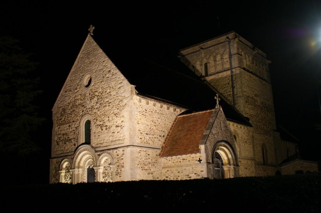 church lighting systems