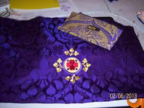 Cathedral of All Saints vestments