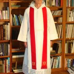 Deacon's ordination stole