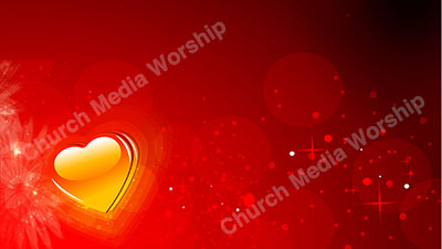 Abstract Heart V4 Christian Worship Background. High quality worship images for use to spread the Gospel and enhance the worship experience.