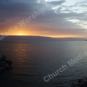 Beyond the Sunset Christian Worship Background. High quality worship images for use to spread the Gospel and enhance the worship experience.