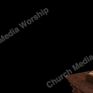 Bible on Wood Table Christian Worship Background. High quality worship images for use to spread the Gospel and enhance the worship experience.