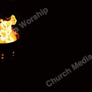 Fire of passion Christian Worship Background. High quality worship images for use to spread the Gospel and enhance the worship experience.