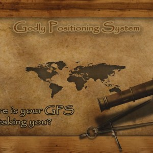 GPS acronym Christian Animated Still A professional animated intro that's stops on a still image without continuous movements distraction