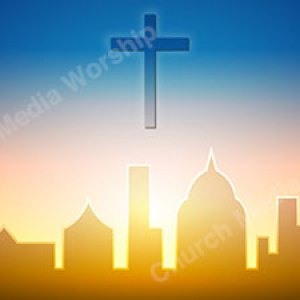 Jesus in Nature V1 Christian Worship Background. High quality worship images for use to spread the Gospel and enhance the worship experience.