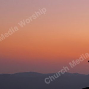 Look to Christ Christian Worship Background. High quality worship images for use to spread the Gospel and enhance the worship experience.