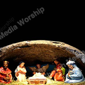 O Holy Night Inspirational Christian Worship Video A professional video that goes well with Sermons