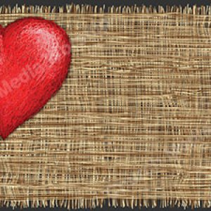 Weaved Heart Christian Worship Background. High quality worship images for use to spread the Gospel and enhance the worship experience.