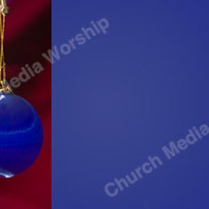Ornament V1 Blue Christian Worship Background. High quality worship images for use to spread the Gospel and enhance the worship experience.