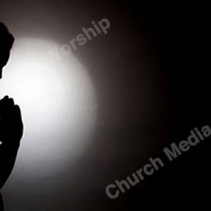 praying woman V7 Christian Worship Background. High quality worship images for use to spread the Gospel and enhance the worship experience.