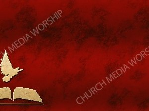 Bible Dove Symbol Deep Red Christian Background Images HD