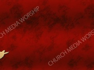 Dove Symbol - Deep Red Christian Background Images HD