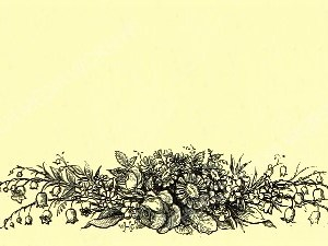Sketch Flowers Christian Worship Background. High quality worship images for use to spread the Gospel and enhance the worship experience.