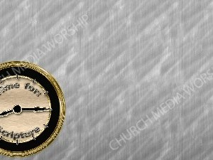 Time For Scripture - Silver Christian Worship Background. High quality worship images for use to spread the Gospel and enhance the worship experience.
