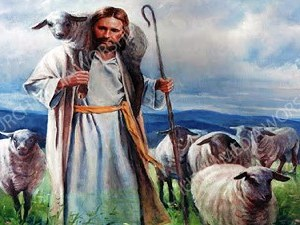 The good shepherd V3 Christian Worship Image. High quality worship images for use to spread the Gospel and enhance the worship experience.