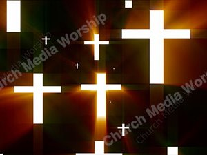 Cross Fire Christian Worship Loop Video Perfectly timed for no glitches in 1080P HD. Room for lyrics