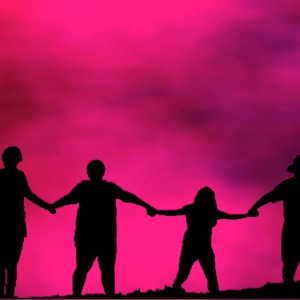 Family Together in Worship Red Sky Christian Worship Loop Video Perfectly timed for no glitches in 1080P HD. Room for lyrics
