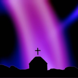One Church Purple Rings Christian Worship Loop Video Perfectly timed for no glitches in 1080P HD. Room for lyrics