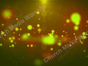Yellow Star Christian Worship Loop Video Perfectly timed for no glitches in 1080P HD. Room for lyrics