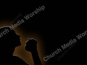 Woman Praying in Silence Christian Video Clip Use as a standalone or added as a clip to make a themed Christian video. Enhance the Worship experience.
