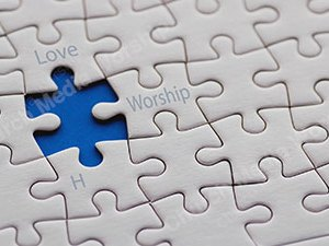 You Are the Missing Piece Christian Video Clip Use as a standalone or added as a clip to make a themed Christian video. Enhance the Worship experience.